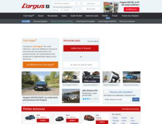 garantie-auto.autoreflex.com screenshot