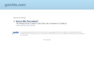 garchis.com screenshot