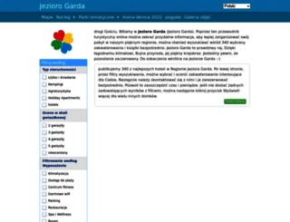 gardajezioro.com screenshot
