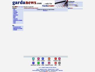 gardanews.it screenshot