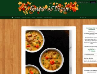 garden-of-vegan.tumblr.com screenshot