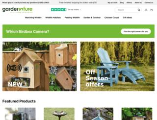 gardenature.co.uk screenshot
