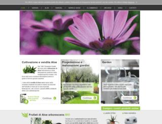 gardendester.it screenshot