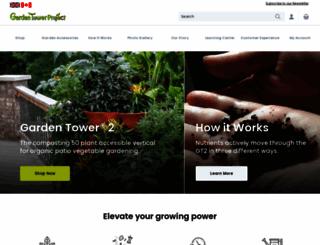 gardentowerproject.com screenshot