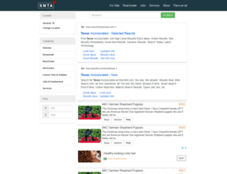 garland-tx.showmethead.com screenshot