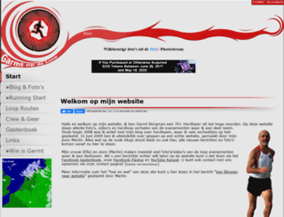 garmtopdeloop.nl screenshot