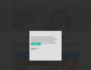 garnier.es screenshot