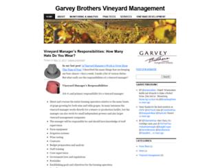 garveybrosvmc.wordpress.com screenshot