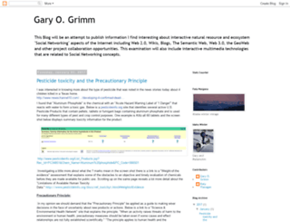 garyogrimm.blogspot.com screenshot