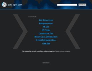 gas-split.com screenshot
