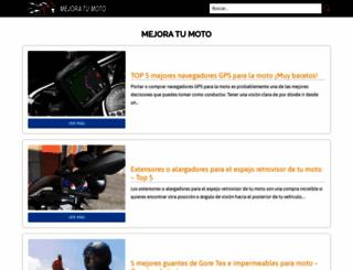 gasgasmotos.es screenshot