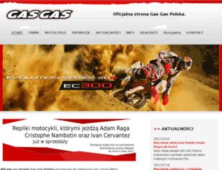 gasgaspolska.pl screenshot
