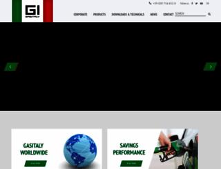 gasitaly.com screenshot