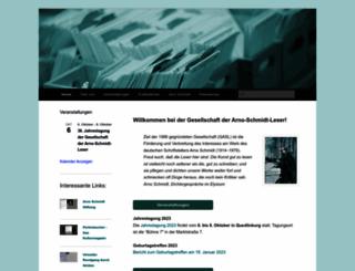 gasl.org screenshot