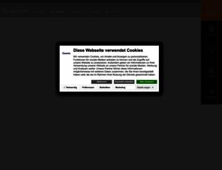 gastein.com screenshot