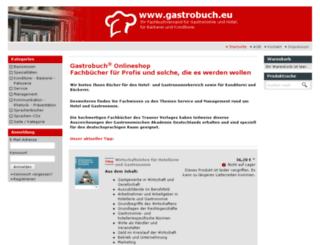 gastrobuch.eu screenshot