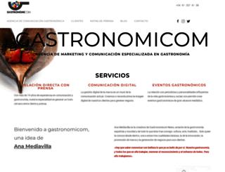 gastronomicom.com screenshot