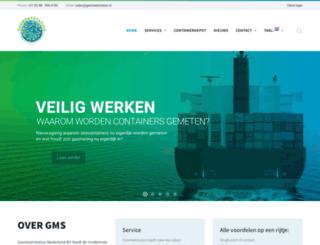 gasvrijcentrale.nl screenshot