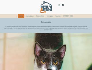 gataria.com.br screenshot