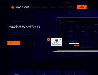 gate.com screenshot