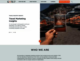 gate7.com.au screenshot
