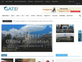 gatehelpdesk.com screenshot