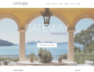 gateway-magazine.com screenshot
