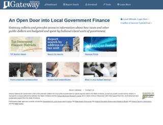 gateway.ifionline.org screenshot