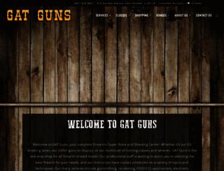 gatguns.com screenshot