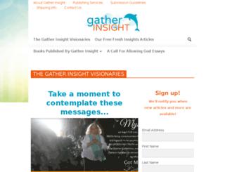 gatherinsight.com screenshot