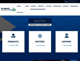 gatic.com screenshot