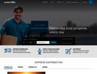 gatikwe.com screenshot