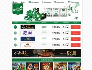 gatorslots.com screenshot
