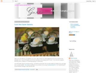 gattinamia.blogspot.com screenshot