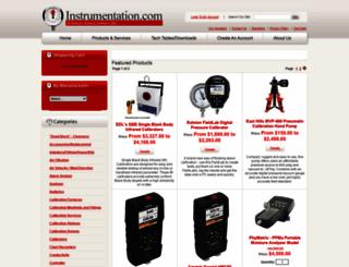 gauges.com screenshot