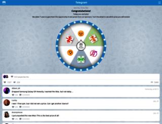 gautier-girard.com screenshot