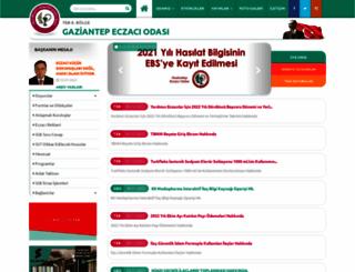 gaziantepeo.org.tr screenshot