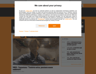 gazzanet.gazzetta.it screenshot