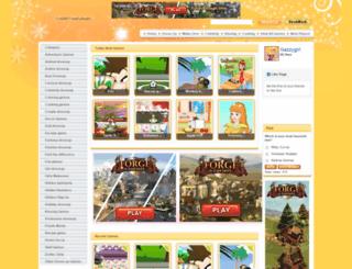 gazzygirl.com screenshot