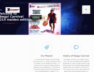 gbagyicarnival.com screenshot