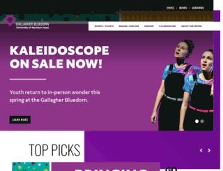 gbpac.org screenshot