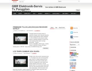 gbrelektronik.blogspot.com screenshot