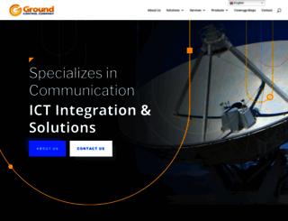 gccsat.com screenshot