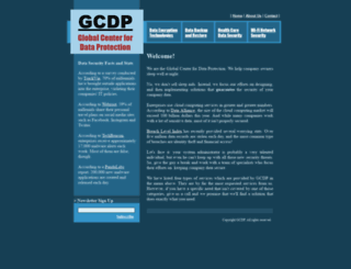 gcdpsummary2014.com screenshot