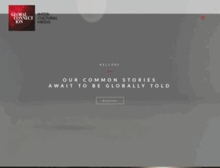 gcmediagroup.com screenshot