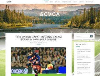 gcvca.org screenshot