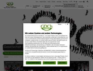 gdch.de screenshot