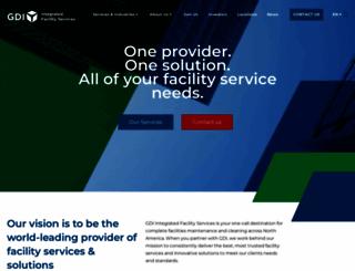 gdi.com screenshot