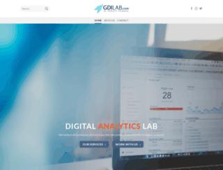 gdilab.com screenshot