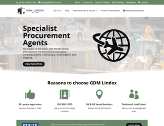 gdmlindex.co.uk screenshot